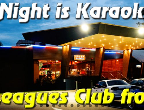 Friday Night Karaoke at Erina Leagues