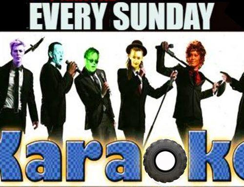 Sunday afternoon Karaoke in Newcastle