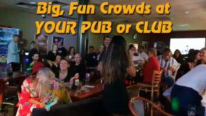 Newcast;e Karaoke at your PUB or CLUB