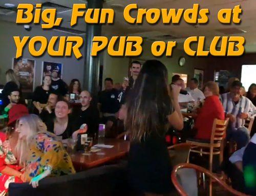 Karaoke Newcastle for your regular pub or club Karaoke