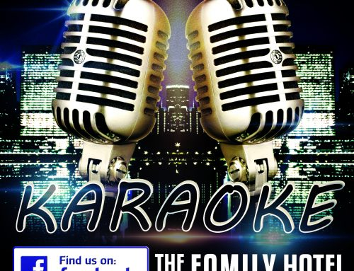 Karaoke Newcastle appearing at THE FAMILY HOTEL MAITLAND THIS SATURDAY NIGHT!